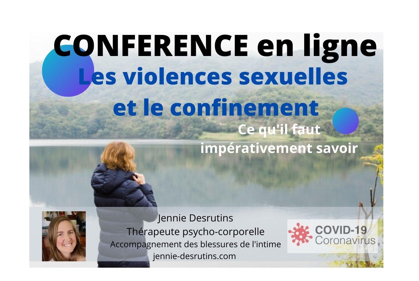 Les violences sexuelles et le(1)